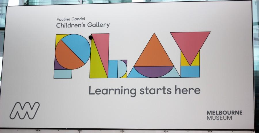 Melbourne Museum – Children's Gallery