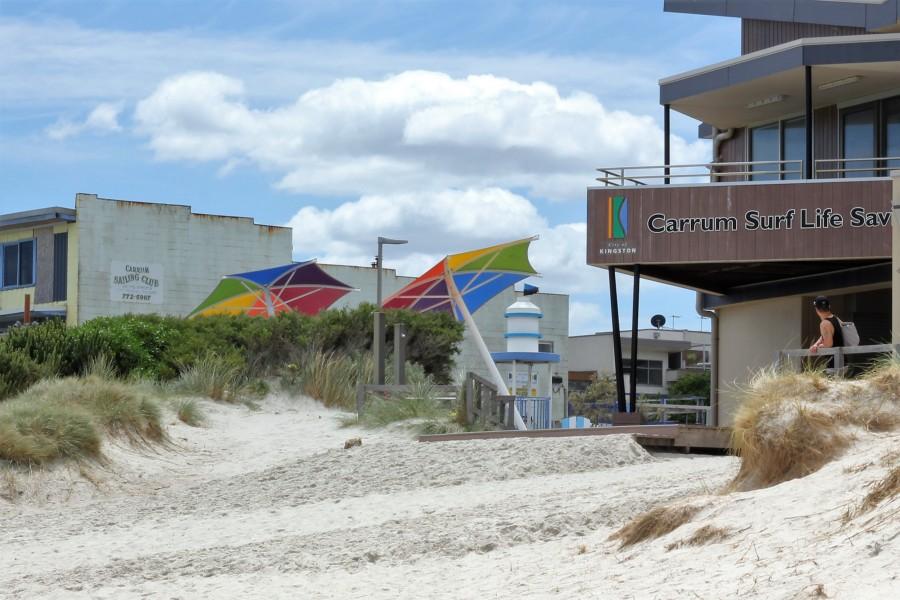 Carrum Beach andPlayground