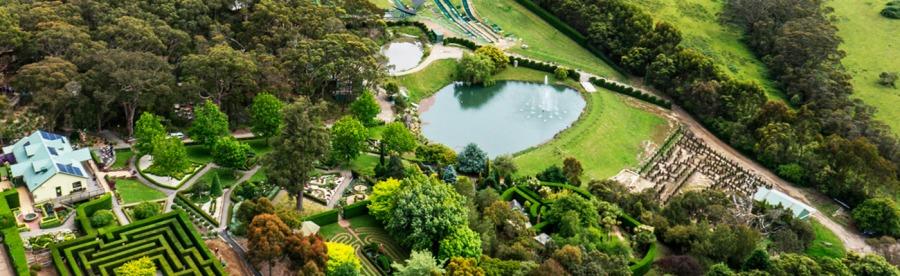 Enchanted Adventure Gardens (Share yourAdventure)