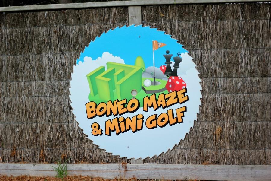 Boneo Maze & MiniGolf
