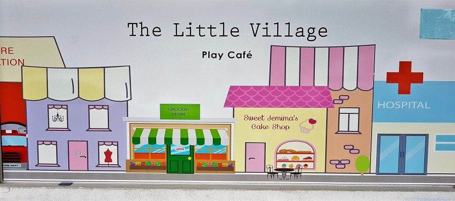 The Little Village Play Café