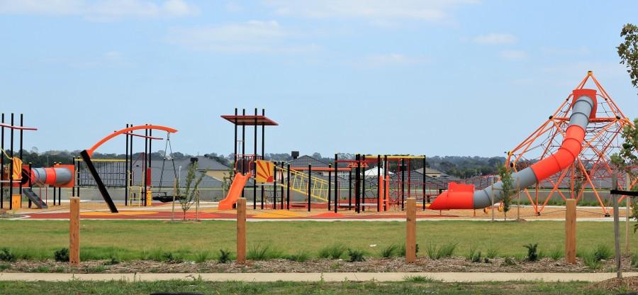 Trueman Reserve Playground