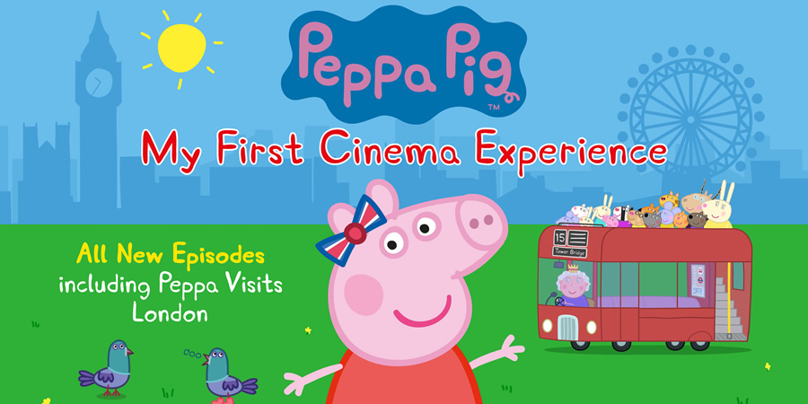 Peppa Pig: My First CinemaExperience
