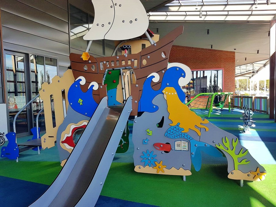 Casey Central Shopping Centre Playground
