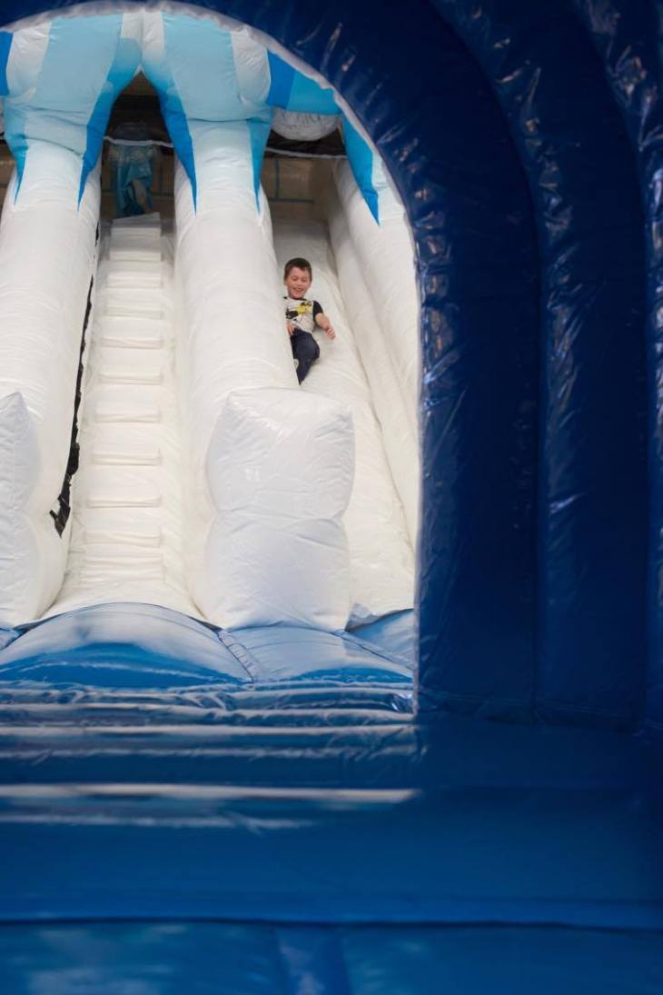 TBF Polar Bear Slide