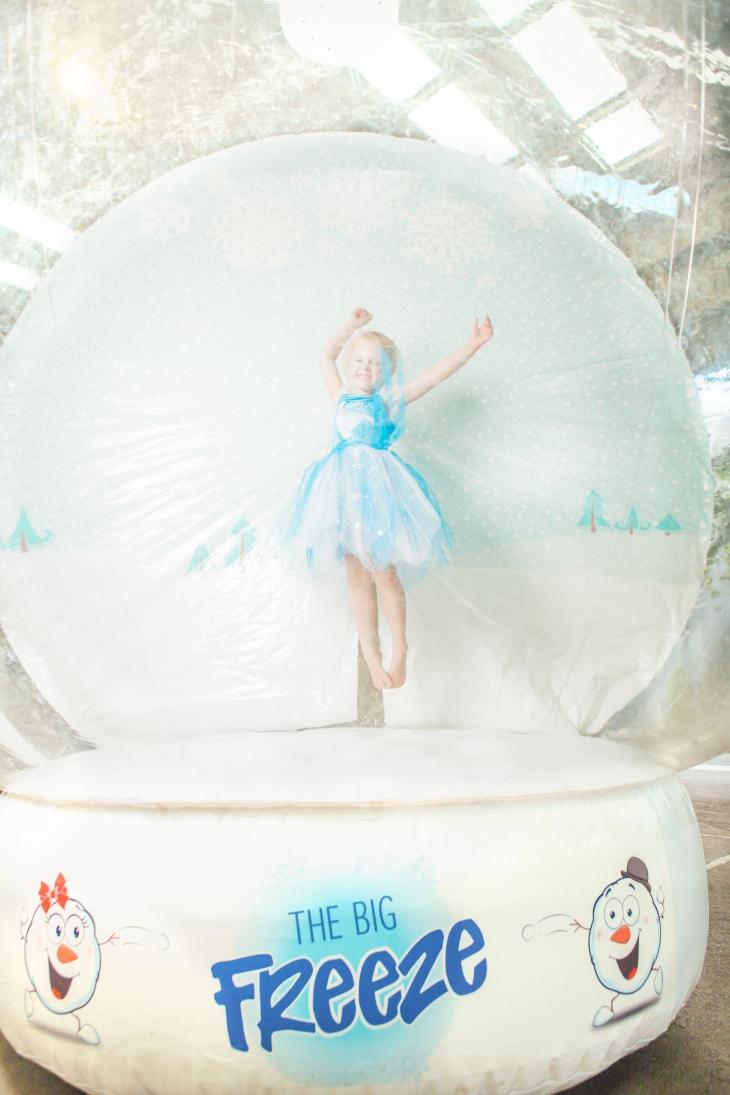 TBF Snow Globe