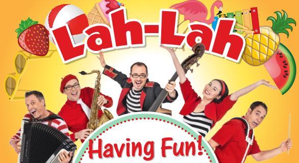 Lah-Lah Having FunTour!