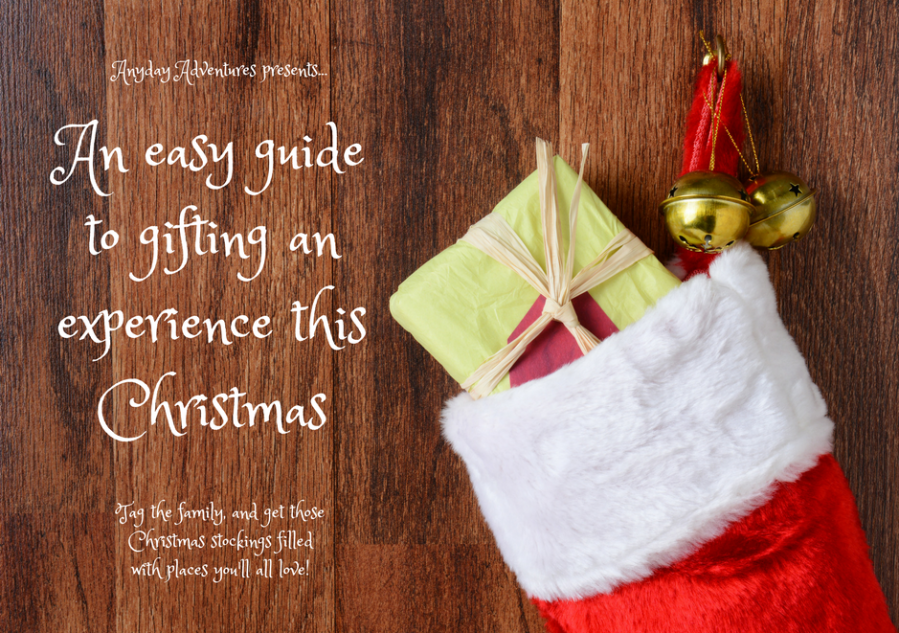 Giving the Gift of an Experience this Christmas – Anyday Adventures