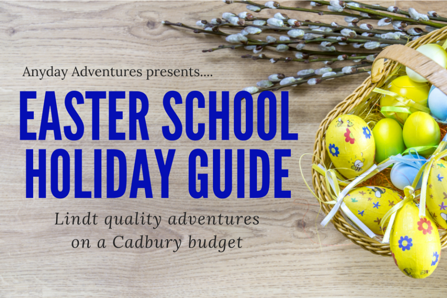 Easter School Holidays