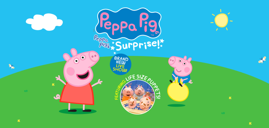 Peppa Pig's Surprise – Live on Stage