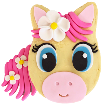 flower-pony-cake-kit