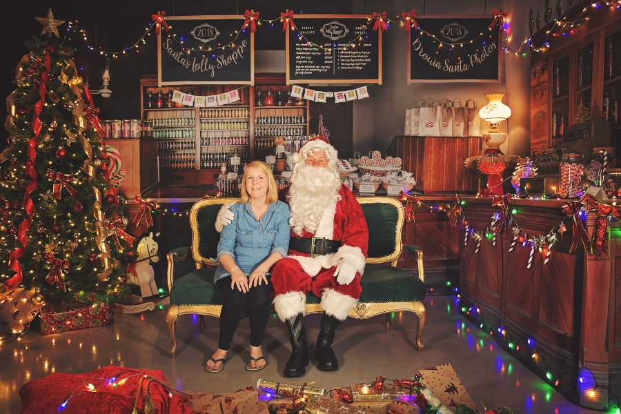 Drouin Santa Photos