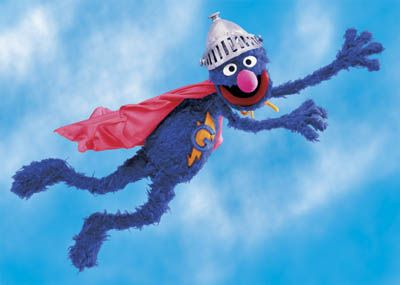 Grover: 50 years on the street